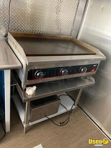 Concession Trailer Flatgrill Arkansas for Sale