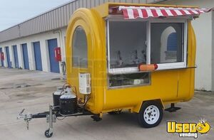 7' x 5' Multi-Use 2 Chuck Wagon Style Compact Food Concession Trailer for Sale in Florida!