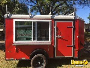 Never Used 6' x 10' Food Concession Trailer Ready for Personalization for Sale in Florida!