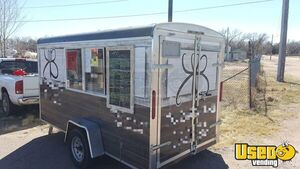 Used 2019 5' x 12' Homesteader Mobile Kitchen Food Concession Trailer for Sale in Florida!