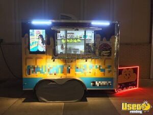 Turnkey 2018 7' x 10' Waffle / Breakfast Concession Trailer for Sale in Florida!