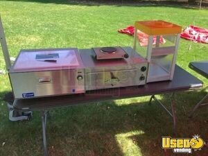 Concession Trailer Fresh Water Tank Idaho for Sale