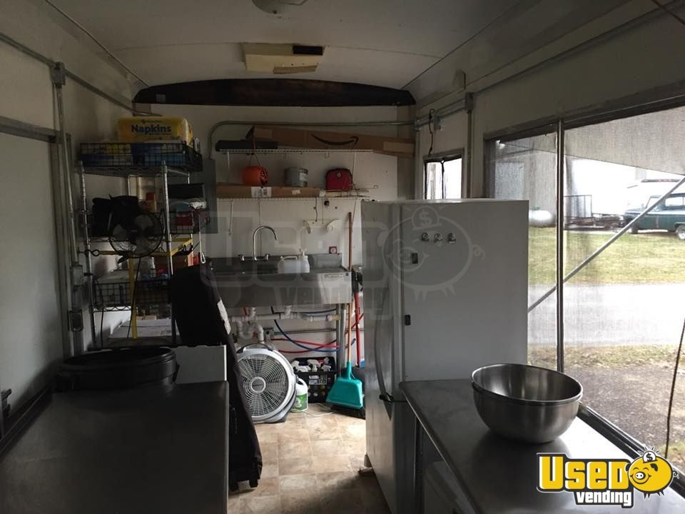 Concession Trailer Fryer Missouri for Sale - 5