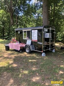 2020 Homesteader Challenger 6' x 12'  Food Concession Trailer for Sale in Georgia!
