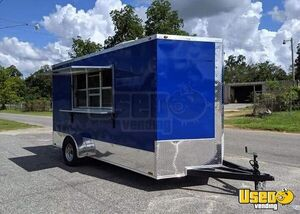 Turnkey 2020 7' x 14' Food Concession Trailer/Mobile Food Unit for Sale in Georgia!