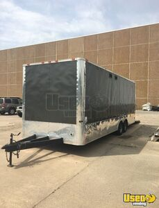 2015 - 8.5' x 24' Freedom Street Food Concession Trailer for Sale in Georgia!!