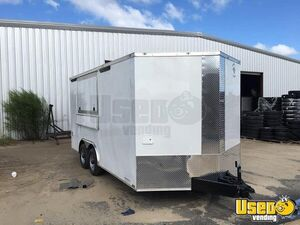 8.5' x 16' Diamond Cargo Concession Trailer in Excellent Working Condition for Sale in Georgia!
