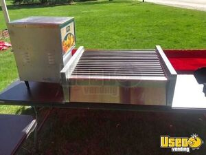 Concession Trailer Gray Water Tank Idaho for Sale