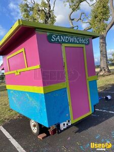 2019 Basic Food Concession Trailer / Used Mobile Food Vending Unit for Sale in Hawaii!!!