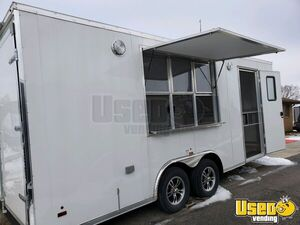 NEW 2020 US Cargo Food 8.5' x 16' Forest River Food Concession Trailer for Sale in Illinois- Many Colors!