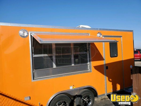 NEW 2019 US Cargo 8.5' x 16' Forest River New Kitchen Food Concession Trailer for Sale in Illinois!