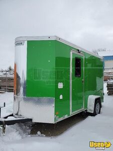 NEW 2018 Haulmark 6' x 12' Food Concession Trailer / New Mobile Kitchen Unit for Sale in Illinois!