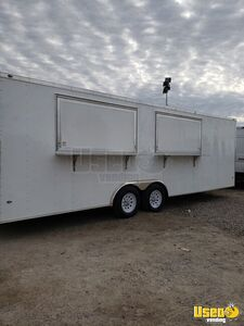 NEVER USED 2019 Nexhaul Rocket 8.5' x 24' Kitchen Food Concession Trailer for Sale in Illinois!!!