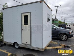Coleman 6' x 10' Empty Street Food Concession Trailer for Sale in Illinois!!!