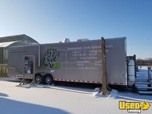 Very Spacious 2015 8.5' x 30' World Wide Food Concession Trailer/Mobile Kitchen for Sale in Indiana!