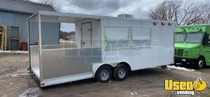 Unused 2019 - 8.5' x 22' Popcorn / Cotton Candy Concession Trailer for Sale in Indiana!!