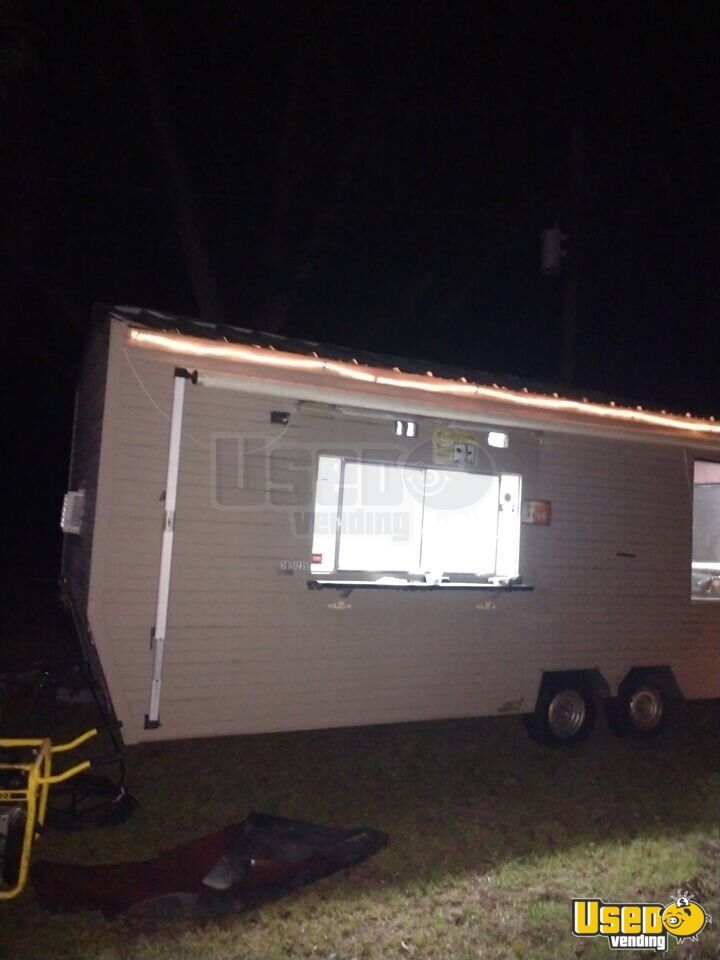 Concession Trailer Insulated Walls Alabama for Sale - 4