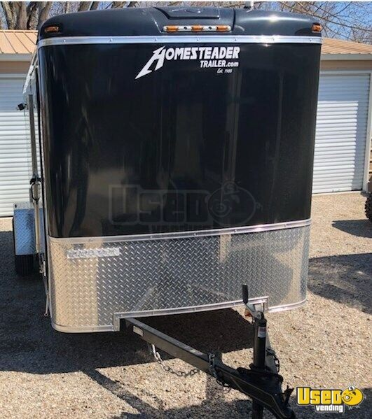 Concession Trailer Interior Lighting Kentucky for Sale - 3