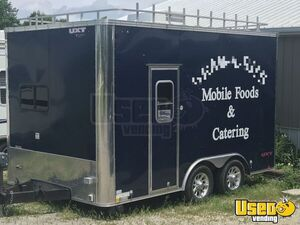 2010 - 8.5' x 14' United UXT Versatile Food Concession Trailer for Sale in Iowa!