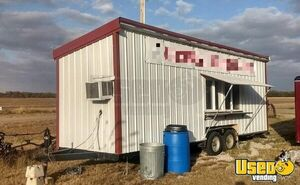 Very Clean 2016 7' x 24' Homebuilt Food Concession Trailer in Terrific Condition for Sale in Kansas!