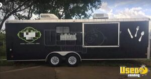 2011 Haulmark 6' x 24' Street Food Vending Concession Trailer for Sale in Kansas!