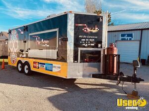 8' x 28' Head-Turning Mobile Kitchen Food Concession Trailer for Sale in Kentucky!!!