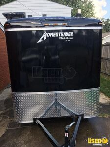 Very Clean 2019 Homesteader Challenger Food Concession Trailer/Mobile Kitchen for Sale in Kentucky!