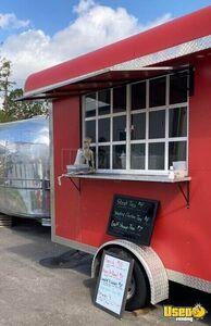 Used 14' Mobile Kitchen / Ready to Cook Food Concession Trailer for Sale in Louisiana!!!