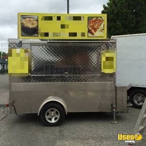 8' x 10' Food Concession Trailer for Sale in Massachusetts!!!