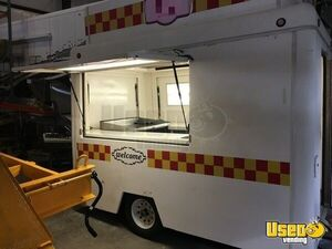 Lightly Used 2007 Fibrecore 6' x 10' Food Concession Trailer for Sale in Michigan!