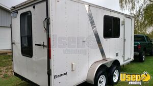 2012 - 7' x 16' Concession Trailer for Sale in Michigan!!!