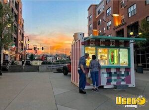 2019 8' x 10' Shipping Container Lil Orbits Mini Donut Concession Trailer for Sale in Missouri!!!