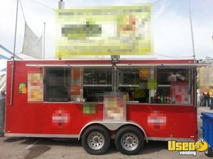 8' x 20' Food Concession Trailer for Sale in Missouri!!!