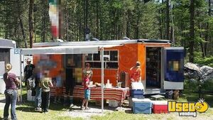2011 - 8.5' x 24' Pizza Concession Trailer for Sale in Montana!!!