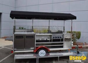 Used Open-Air Food Concession Trailer/Mobile Kitchen Unit in Great Working Order for Sale in Nevada!