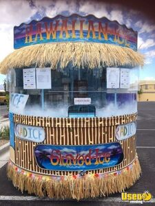 5' x 8' Shaved Ice / Ice Cream Concession Trailer for Sale in Nevada!!!