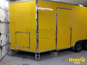 Beautiful Full Featured 8.5' x 16' V-Nose Food Concession Trailer for Sale in Nevada!