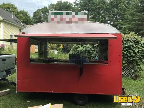 Concession Trailer New Hampshire for Sale