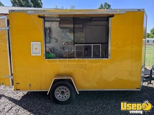 2018 Lark 6' x 12' Used Street Food Concession Trailer for Sale in New Mexico!!!