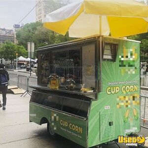 Slightly Used 2019 5' x 10' Food Concession Trailer/Fresh Street Food Trailer for Sale in New York!