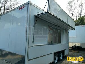 2014 - 8.5' x 16' United UXT Street Food Concession Trailer for Sale in New York!!