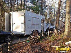 2017 - 8' x 16' Homesteader Food Concession Trailer Mobile Kitchen for Sale in North Carolina!