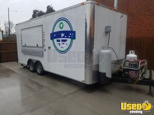 2013 - 8.5' x 20' Food Concession Trailer for Sale in North Carolina!!!