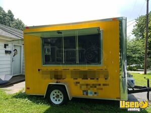 2015 - 7' x 10' Food Concession Trailer for Sale in North Carolina!!!