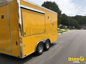 2017 - 8.5' x 14' Food Concession Trailer for Sale in North Carolina!!!