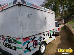 Funnel Cake Food Concession Trailer / Used Street Food Trailer for Sale in North Carolina!!!