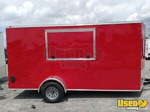 Brand New 6' x 14' Empty Street Food Concession Trailer for Sale in North Carolina!!!