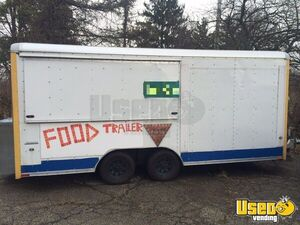 8' x 16' Food Concession Trailer for Sale in Ohio!!!