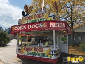 2006 - 8' x 14' Hitch Hiker Lemonade and Corndog Festival Style Concession Trailer for Sale in Ohio!