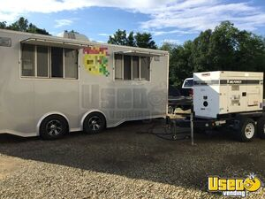 Lightly Used 2019 Pace American 8.5'x 20' Food Concession Trailer for Sale in Ohio!